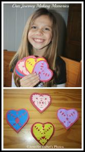 Heart Valentine 3 copy right. white