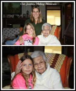 grandma memories double