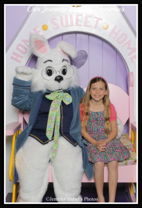 Easter Bunny 2014  white copyright