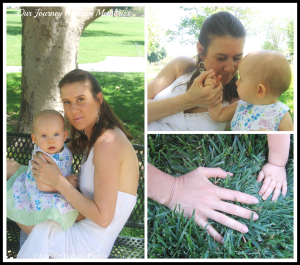 2006 First Mother Day collage. copyright