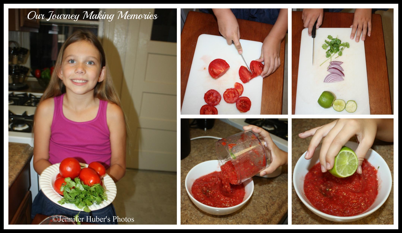 Kiddie Salsa Recipe — Dishmaps