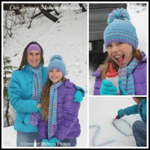 snow tutirial copyrightps