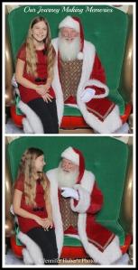 Santa 2015.collage